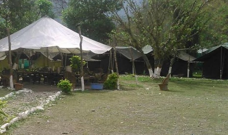 Camp Himalayan Rock, Shivpuri,