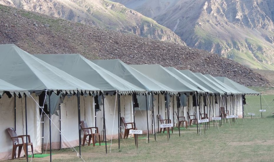 Antrek Camps Sarchu, Mall Road,