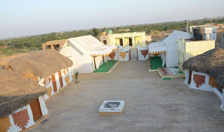Mangalam Camel Safari Camps Resorts, none,