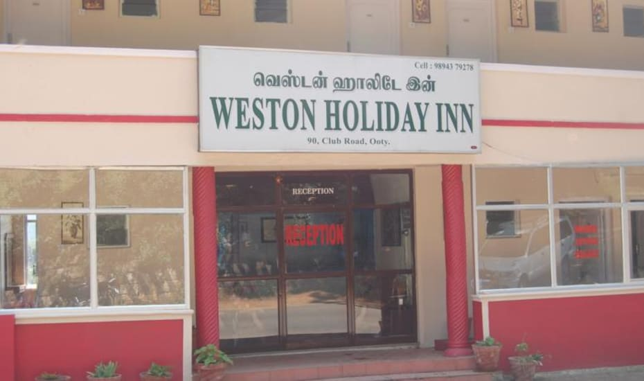 Weston Holiday Inn, --None--,