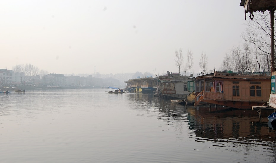 City of Kashmir, Dal Lake,