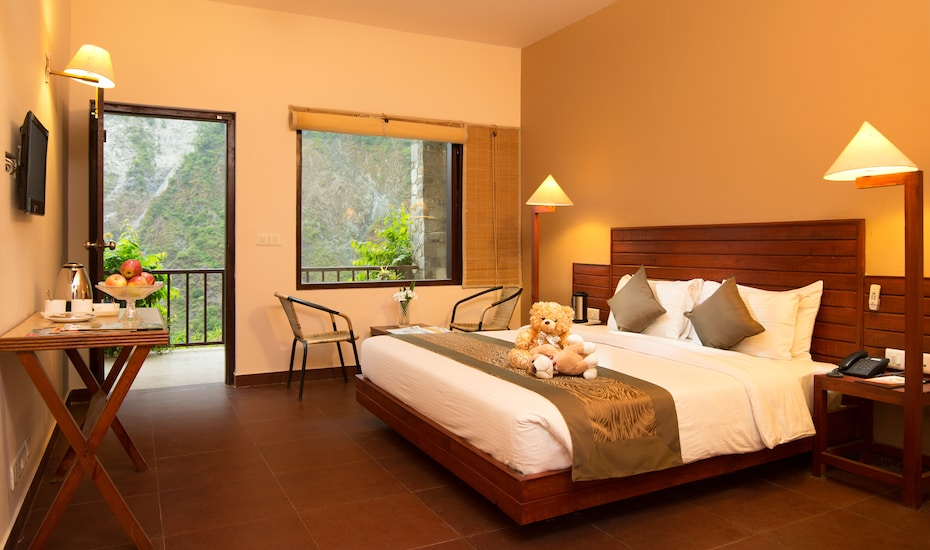 Corbett - Treetop Riverview A Sterling Holiday Resort, Marchula,