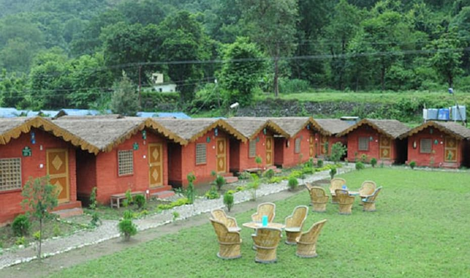 Jiyo Heval Camp And Resort, Neelkanth Road,