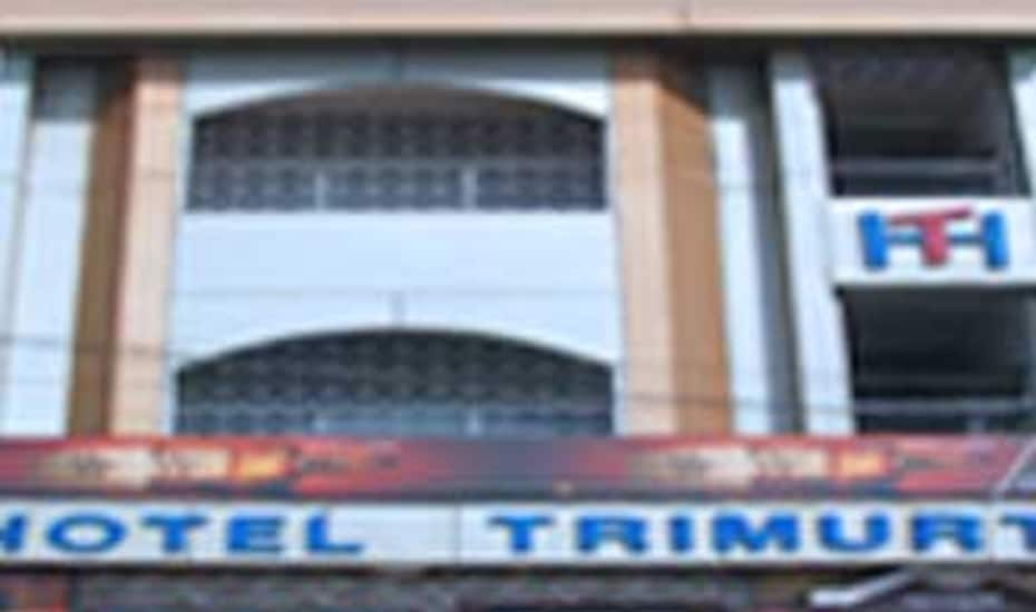 Hotel Trimoorti, New Marine Drive Road,
