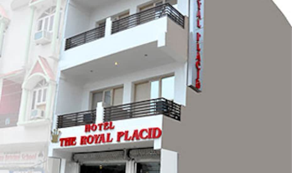 Hotel The Royal Placid, Residency Road,