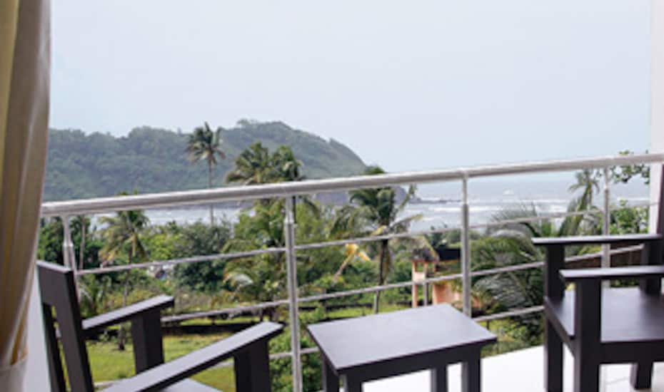 La Conceicao Beach Resort, Morjim,