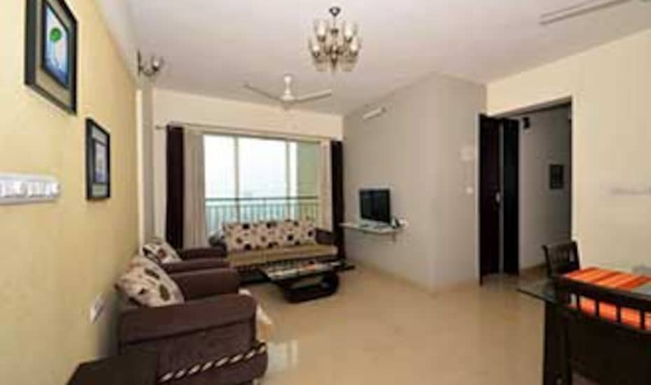Alcove - Thane, Rustomjee, ,