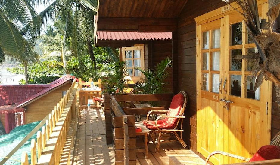 Brendon Guest house, Canacona,