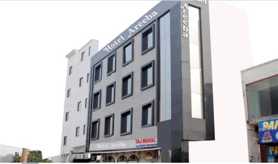 Hotel Areeba, Fatehabad Road,