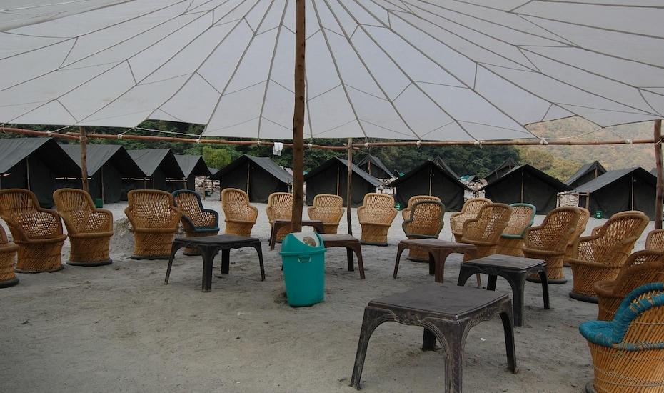 Camp Eagles At Vyasi, Badrinath Road,