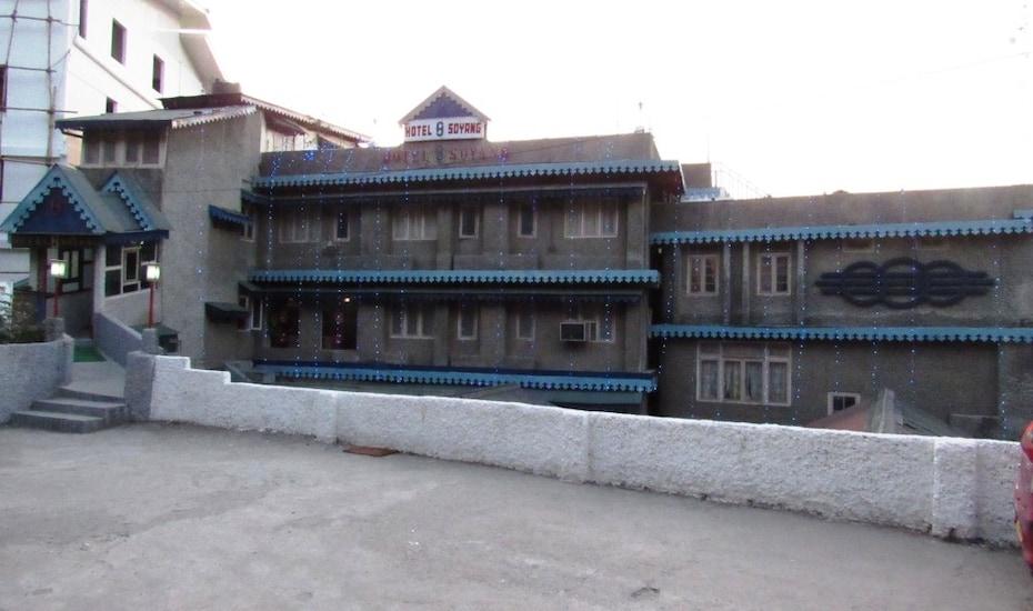 Hotel Soyang,Gangtok