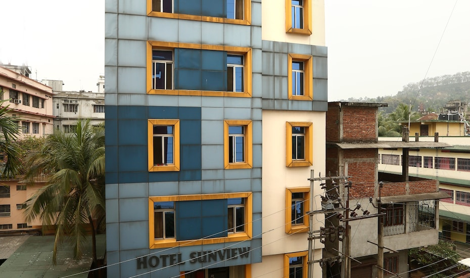 Hotel Sunview International,Guwahati