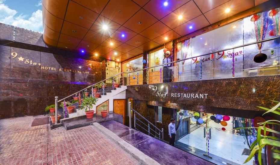 Hotel 9 Star, Walking Distance from Taj Maha,