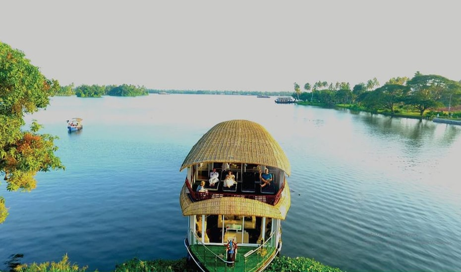 India Vacationz,Alleppey