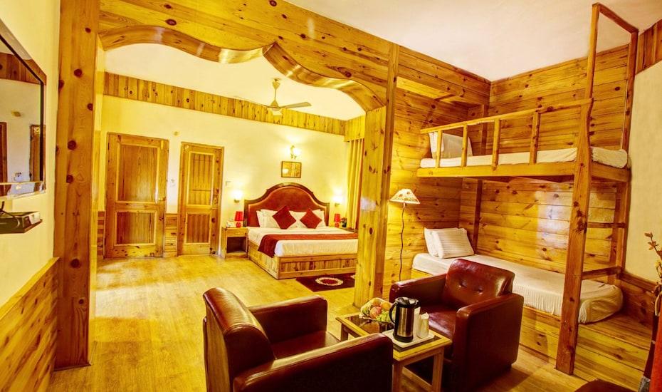 Hotel Apple Paradise, Aleo,