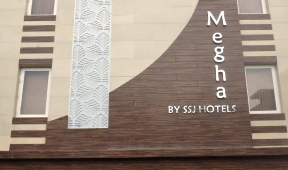 Hotel Megha by SSJ,Lucknow