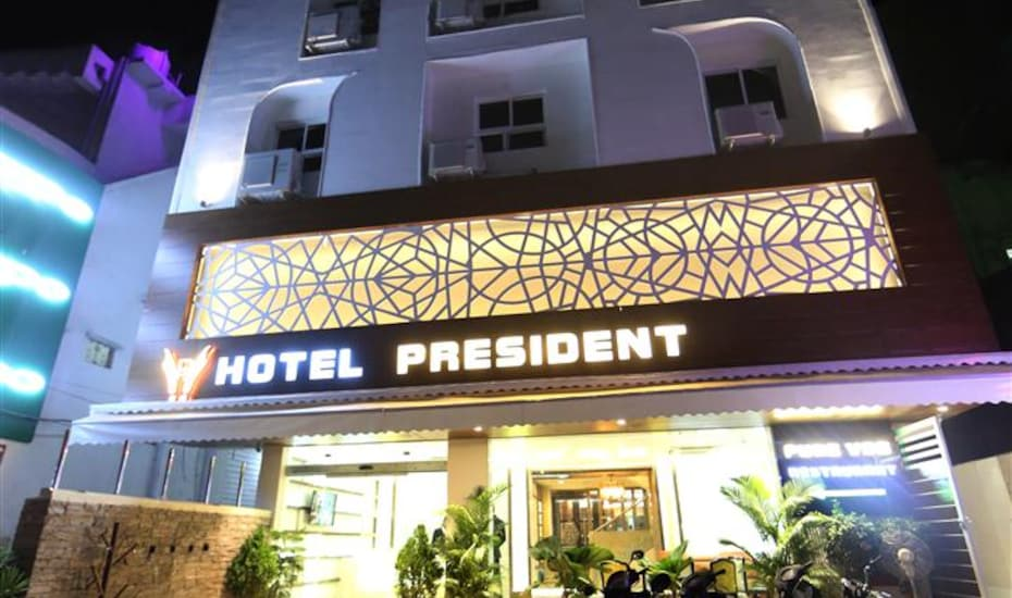 Hotel President,Nagpur