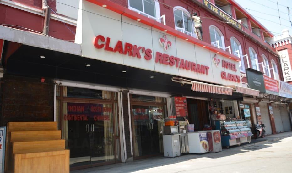 Hotel Clarks,Mussoorie