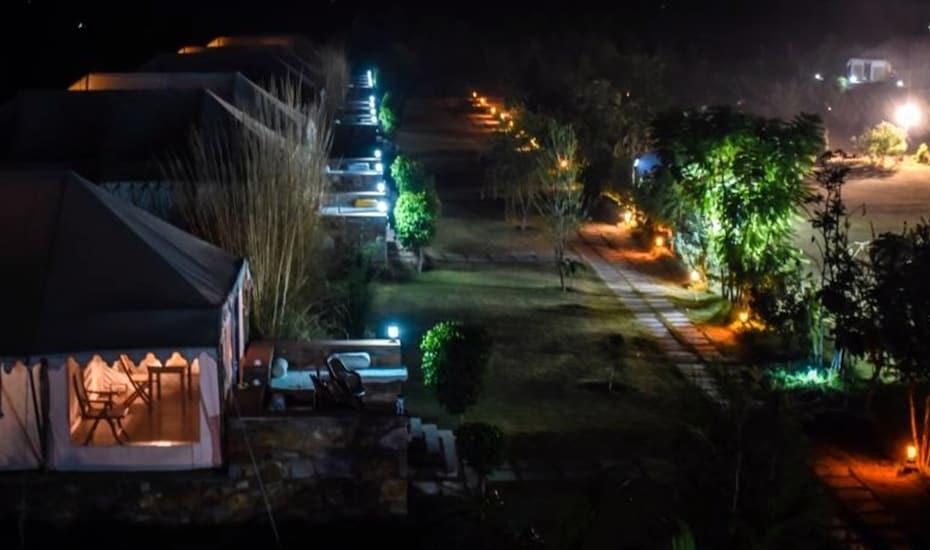 Sultan Bagh - Jungle Camp Resort, Ranthambhore Road,