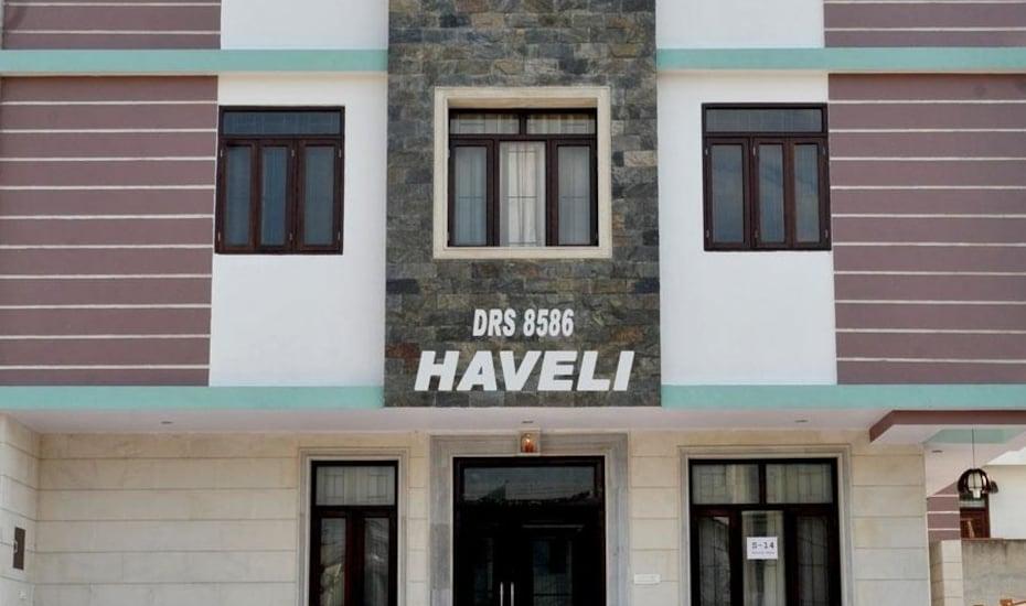 DRS 8586 Haveli Hotel, Adinath Nagar,