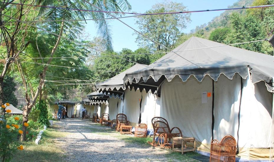 Sarovar Ganga Camp, ,