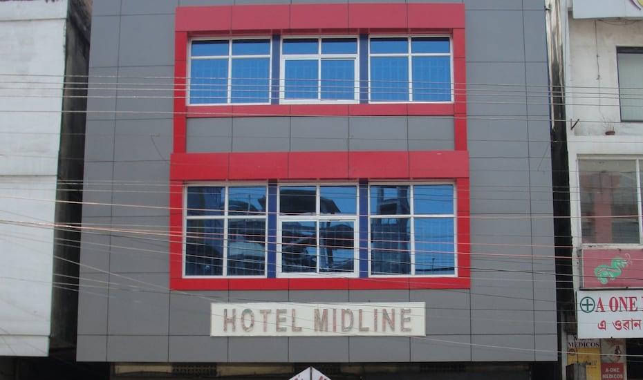 Hotel Midline,Guwahati
