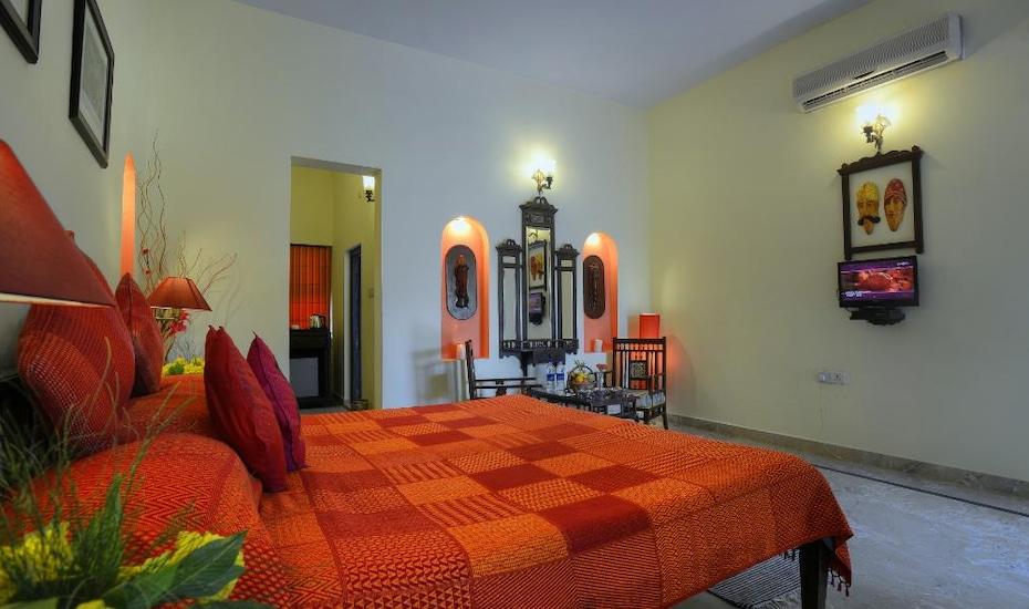 Tiger Den Resort, Village Tala,