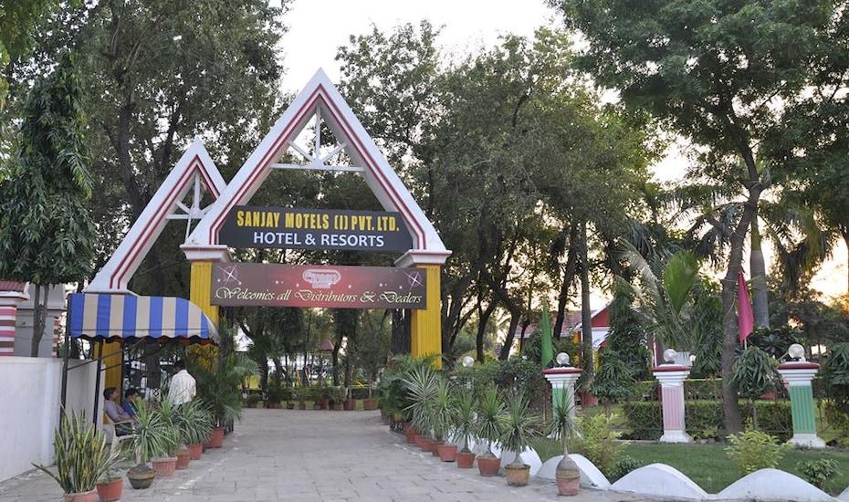 Sanjay Motels, NOAREA,