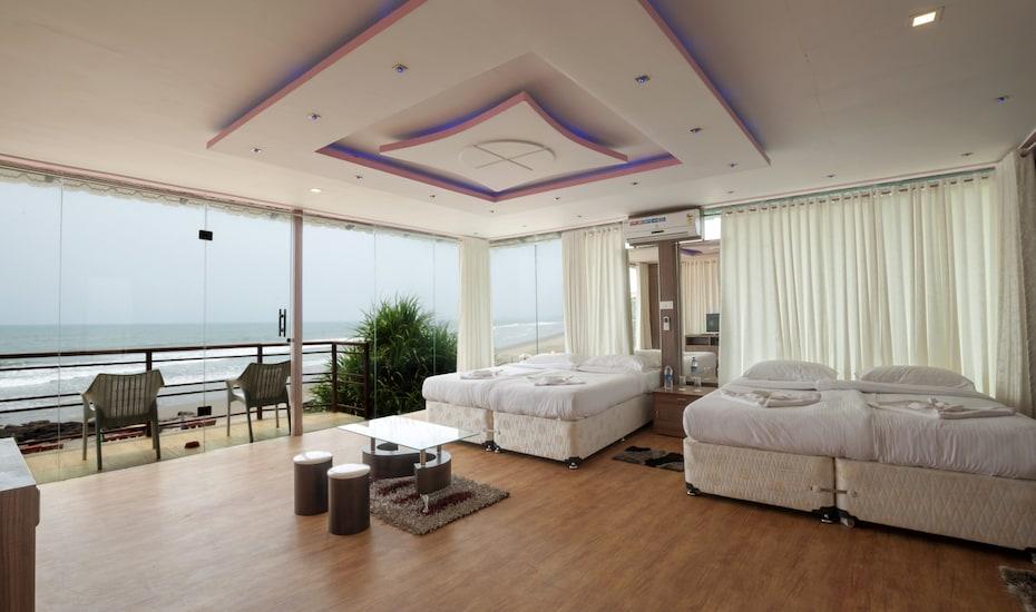 Boomerang Resort, Morjim,