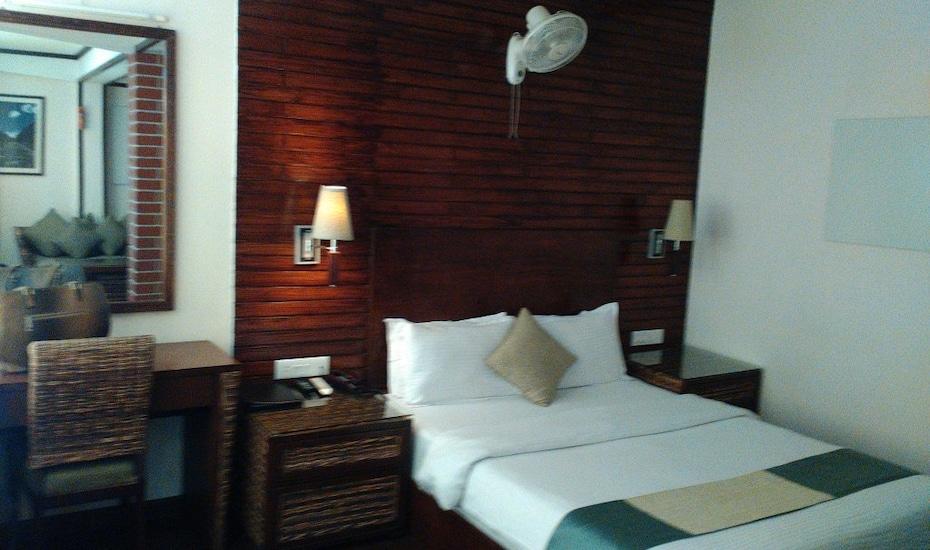 The Nettle and Fern Hotel, Development Area,