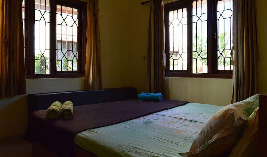 3 Bedroom Deluxe Villa- Nagoa, --None--,