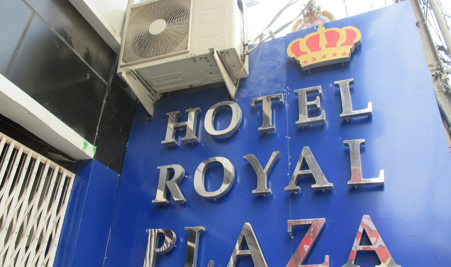 Hotel Royal Plaza,Hyderabad