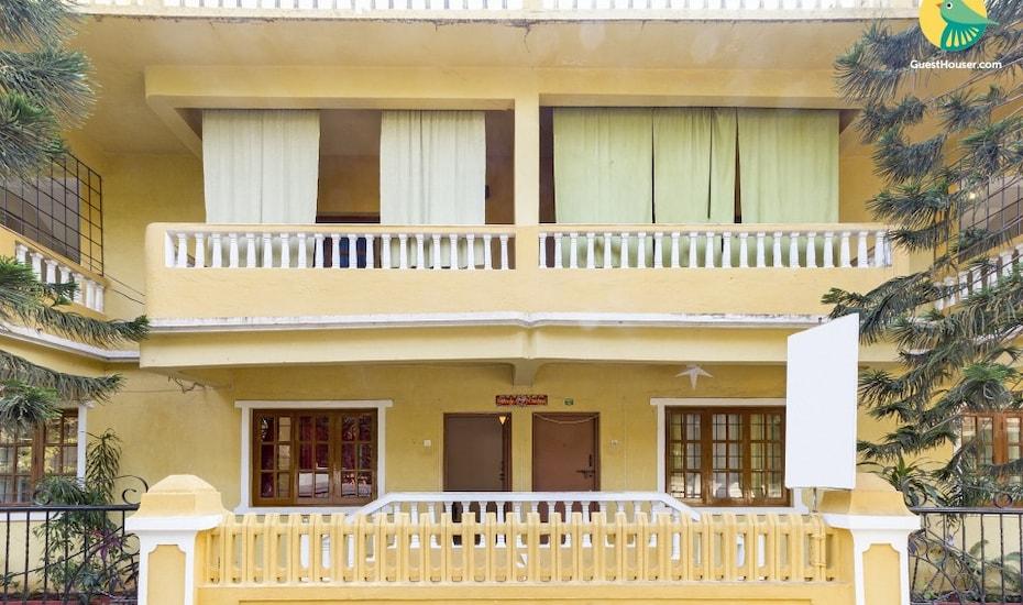4BHK pool villa, Gaura Vaddo,