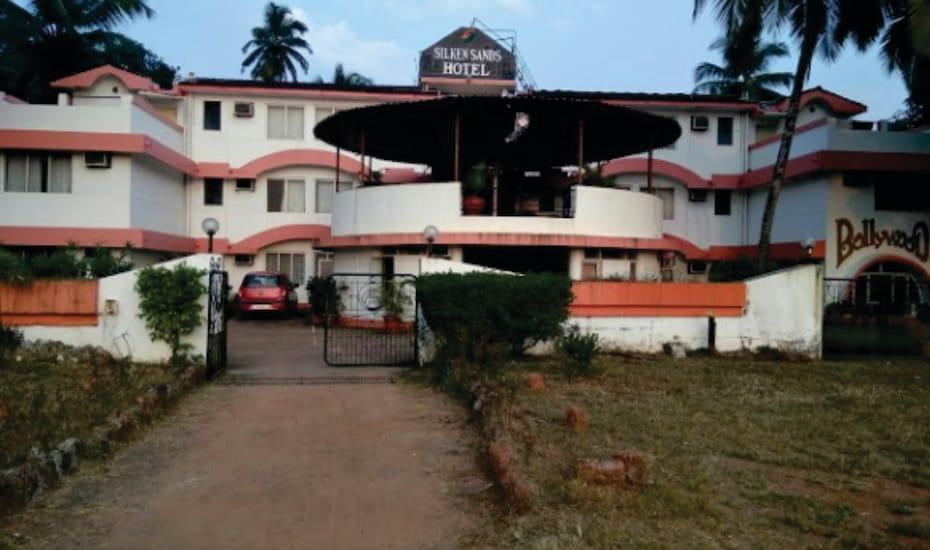 Morjim Guest house,Goa