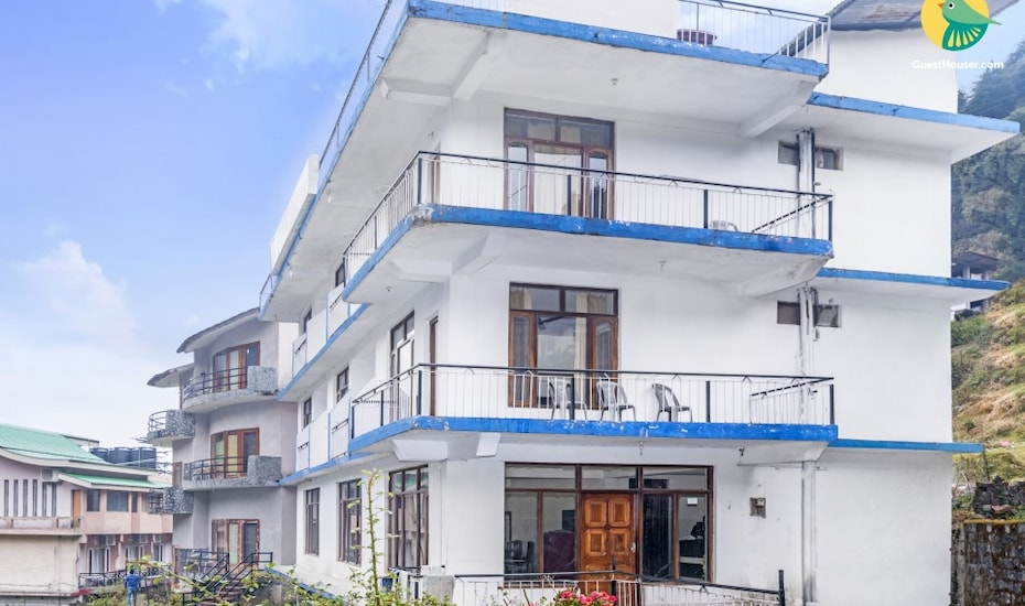 Well-furnished stay for backpackers,Dharamshala