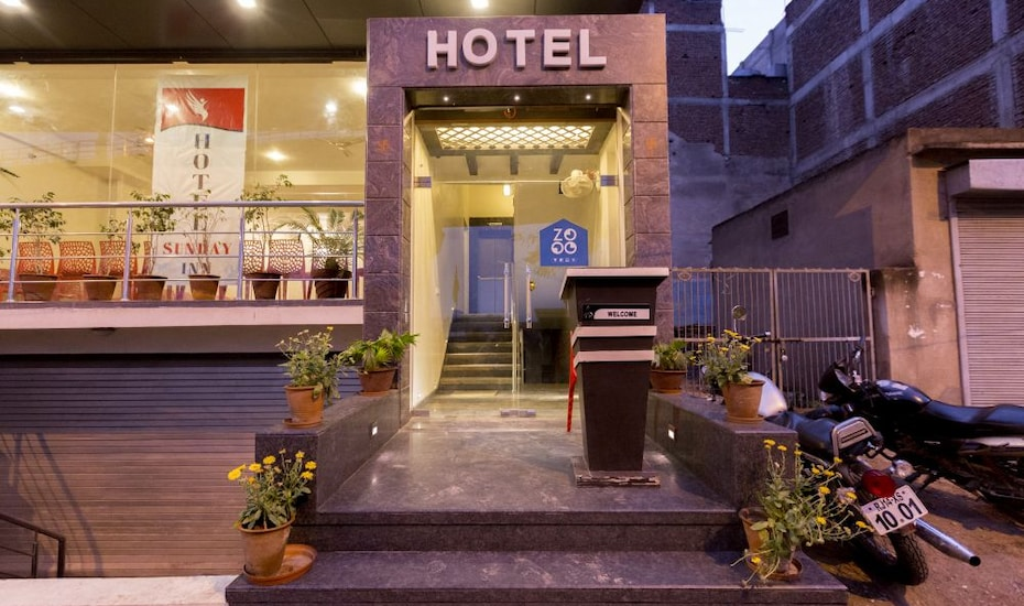 Hotel Sunday Inn, Mansarovar,