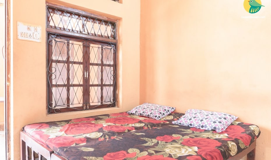 Eco-friendly stay for the nomad in you, close to Anjuna beach, Anjuna,