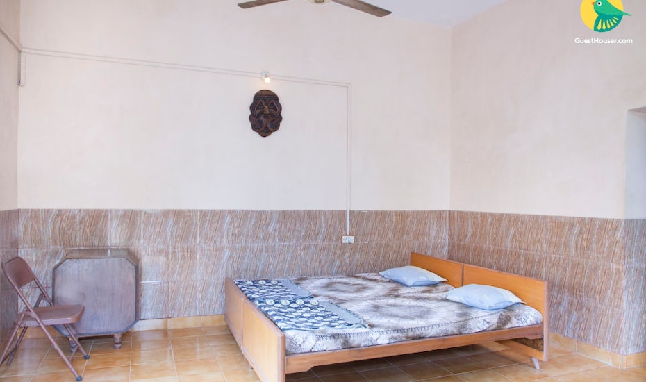 Basic room in Anjuna, Anjuna,
