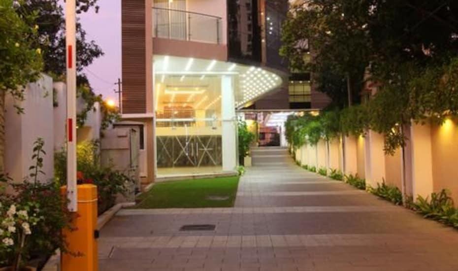 Sidra Pristine Hotel & Portico Suites,Cochin