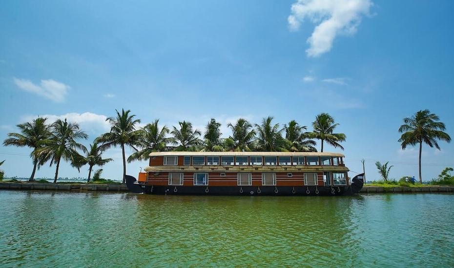 Tipsler Houseboats,Alleppey