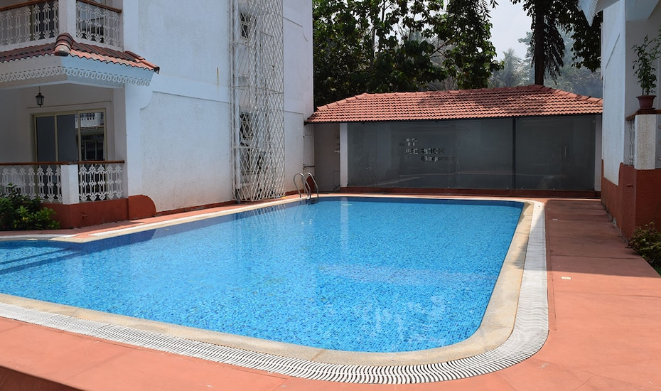 My Goa Stay 1 BHK Siolim Holiday Home with Pool, Bardez,