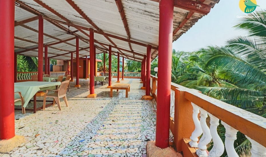 1-bedroom boutique stay, 800 m from Candolim beach, Candolim,