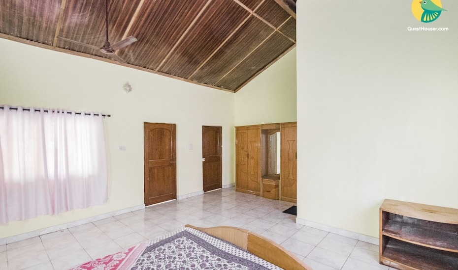 Traditional stay with a rustic touch, 1 km from Candolim Beach, Sinquerim,