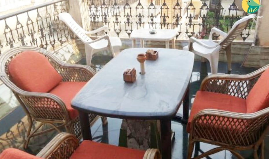 Restful 2-BR stay for a family, close to Calangute Beach, none,