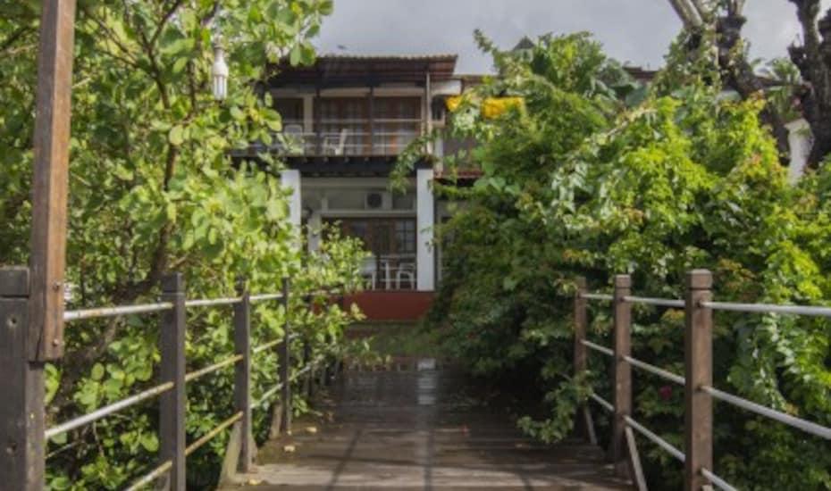 Luxurious 4-bedroom villa on the banks of River Mandovi, Panjim,