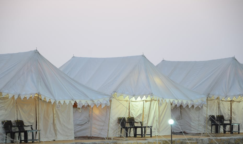 Jaisalmer Dunes Camp By ADB Rooms, Sam Sand Dune,