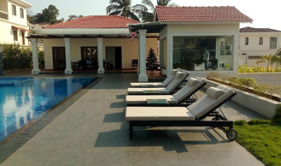 DPN Private Pool Villa, Porvorim,