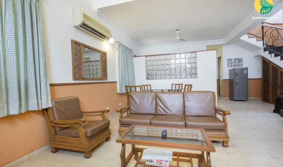 3-bedroom villa, 3 km from Anjuna beach, Bardez,