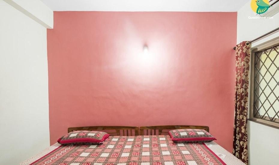 Capacious 2-bedroom apartment close to Calangute Beach, Calangute Beach Road,