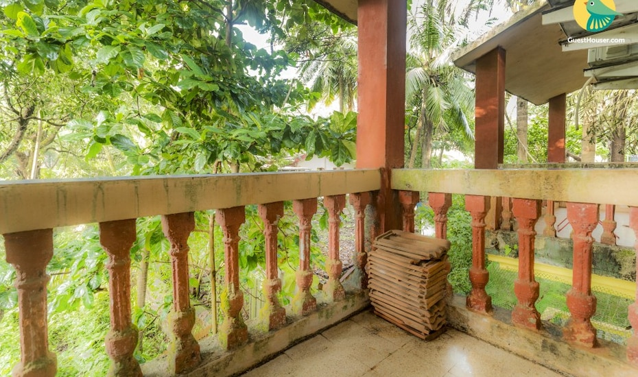Simple 2-bedroom apartment, 1.9 km from Calangute beach, Calangute,